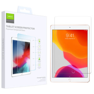 Airium Tempered Glass Screen Protector for APPLE iPad 10.2 (2019) (A2197, A2200, A2198) - Clear