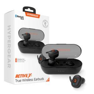 Hypergear Active True Wireless Earbuds - Black