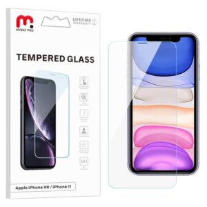 MyBat Pro Tempered Glass Screen Protector (2.5D) for APPLE iPhone 11 - Clear