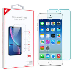 MyBat Tempered Glass Screen Protector (2.5D) for APPLE iPhone 6s- 6 - Clear