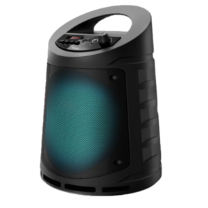 Bosbos Mushroom Bluetooth Wireless Speaker - Black