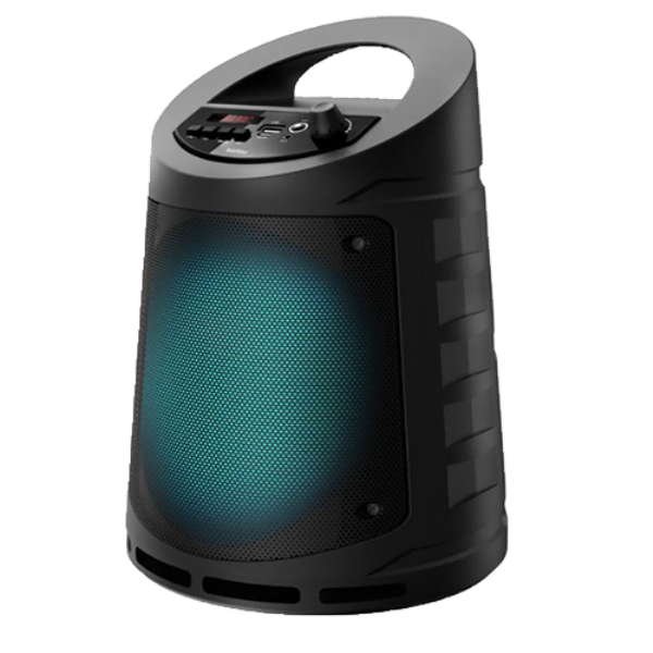 Bosbos Mushroom Bluetooth Wireless Speaker - Black