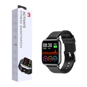 MyBat Pro Activate Fitness Smartwatch - Black